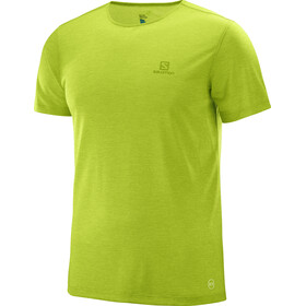 Salomon Cosmic Miehet Lyhythihainen paita , vihreä